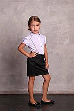 Школьная блузка для девочки Школьная форма для девочек ПромАтельеСервис Украины Поллет