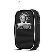 Радиоприемник Sven SRP-445 Black UAH