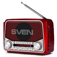 Радиоприемник Sven SRP-525 Red UAH