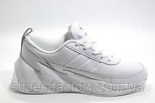 Белые кроссовки в стиле Адидас Sharks, White (Осень 2019), фото 3