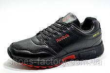 Мужские кроссовки в стиле Reebok DMX Ride, Black\Red, фото 2