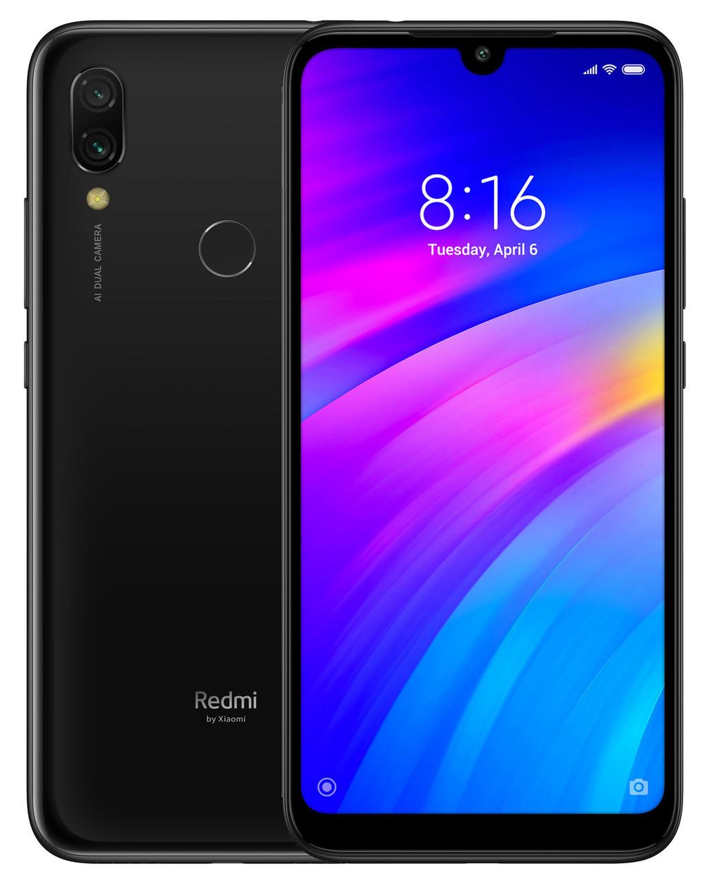 Смартфон Xiaomi Redmi 7 2/16 Eclipse Black