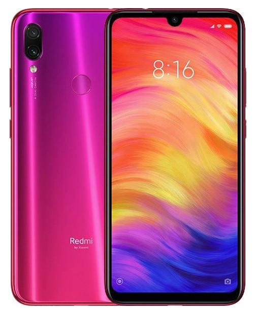 Смартфон Xiaomi Redmi Note 7 3/32 Nebula Red