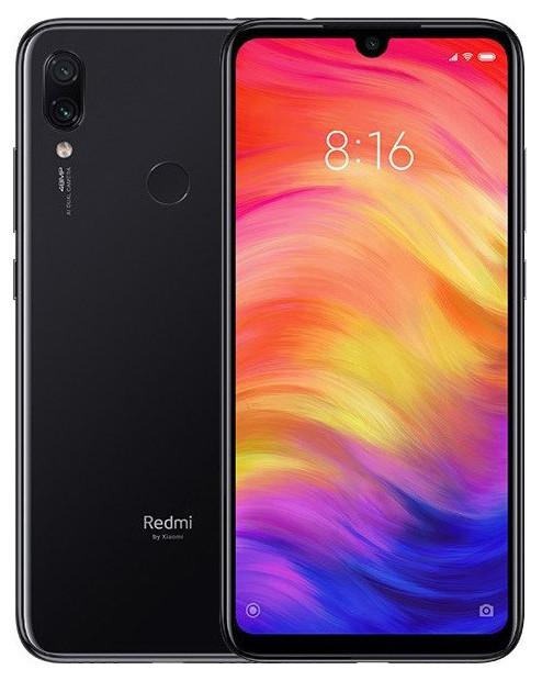 Смартфон Xiaomi Redmi Note 7 4/128 Space Black