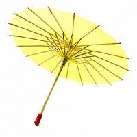 Зонт от солнца бумажный ручной