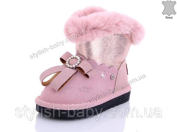 Дитяче зимове взуття 2019 оптом. Дитячі уггі бренду Paliament для дівчаток (рр. з 26 по 31), фото 2