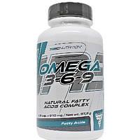 Trec Nutrition, Рыбий жир Omega 3-6-9, 120 капсул