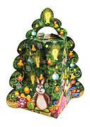 Упаковка для новогодних сладких подарков оптом, 1000-2000г