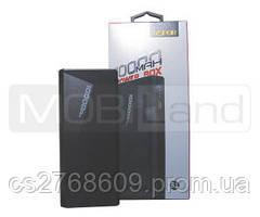 "PowerBank ""Aspor"" A345 10000 mah (2USB/1A+2.1A) (black)"
