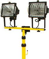Прожектор галогенный на штативе Vorel 82787