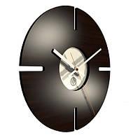 Настенные часы Темно-коричневый