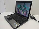 """14.1"""" HP Compaq 6530b, Intel 2 ядра p8400 2.26, 2 ГБ ОЗУ, 120 ГБ hdd  Батарея до 2-3 часов\ Настроен, фото 2"""