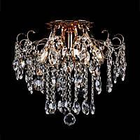 Хрустальная люстра на 6 лампочек СветМира L88517/6/FGD