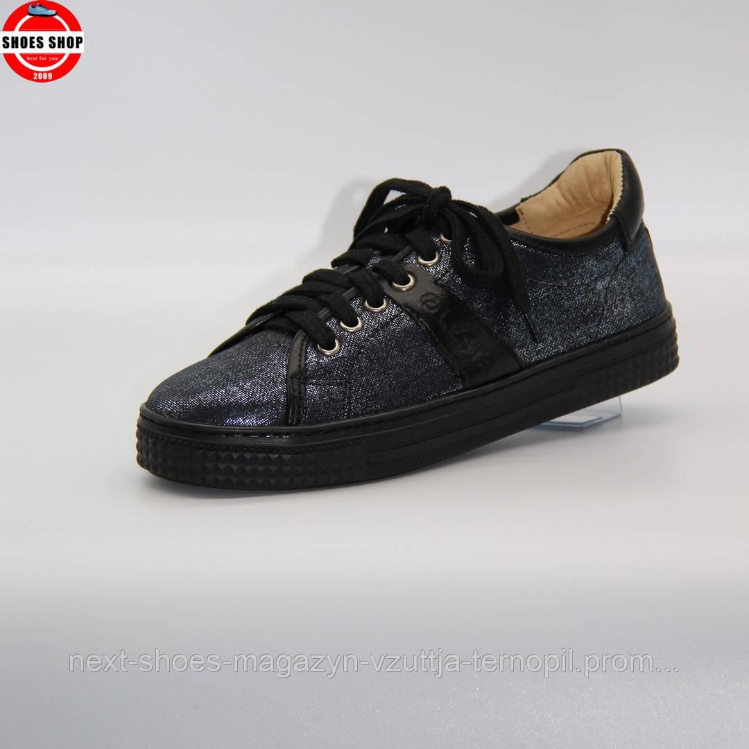 Жіночі кросівки Lesta (Польща) чорного кольору. Дуже красиві та комфортні. Стиль: Моллі Сімс