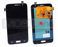 """LCD Samsung J120H, J1 2016 + Touchscreen (blue) """"Original"""""""