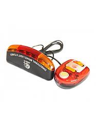 Набір габаритів YI JING JY-338А: повороти, звуковий сигнал, задні вогні, стоп