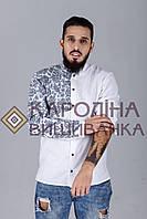 """Заготовка для вишивки """"Сорочка чоловіча""""  СЧ-010 Кароліна вишиванка"""