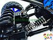 Машина на радиоуправлении (р/у) вездеход / багги 689-351 4WD OF ROAD аккумулятор 6V, масштаб 1:10 (синий), фото 4