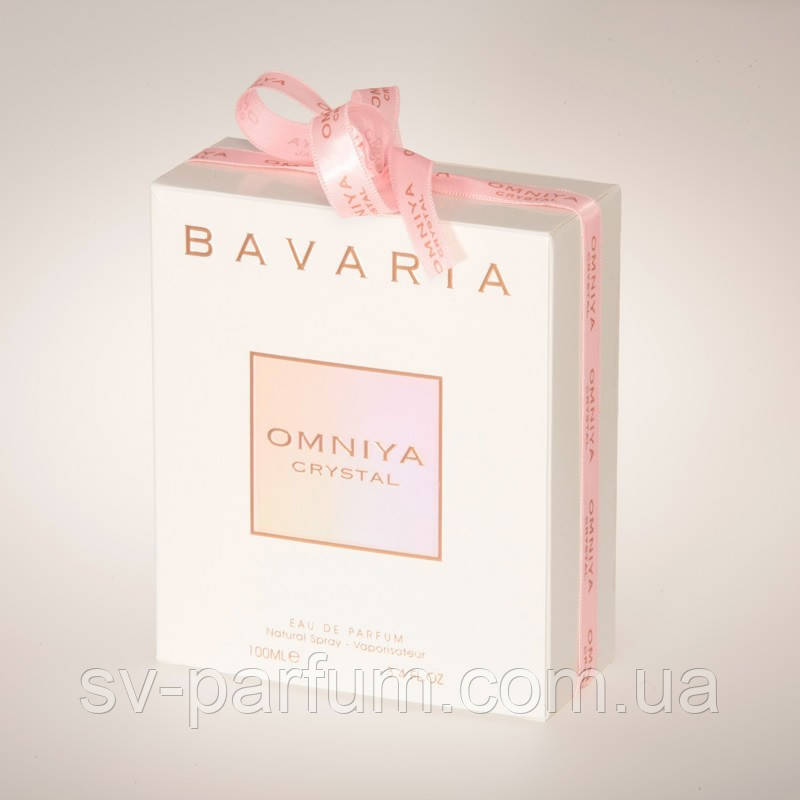 Парфюмированная вода женская Bavaria Omniya Crystal 100ml