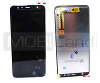 "LCD Samsung J415, J4 Plus, J610, J6 Plus + Touchscreen (black) ""Original"""