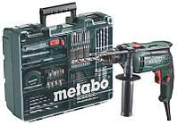 Ударная дрель METABO SBE 650 Mobile Workshop (600671870)