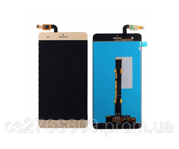 "LCD ZTE Blade V7 Lite + Touchscreen (black) ""Original"""