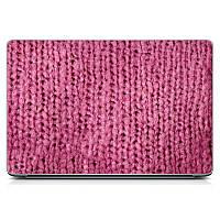 Защитный виниловый стикер для ноутбука Knitting Матовая