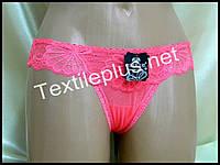 Трусики стринги Coeur joie розовый 9701