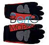 Перчатки велосипедные  KNIOHTHOOD (красные) с пальцами, фото 2