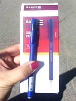 Ручка гелевая DG2042-02 синяя  12шт Axent