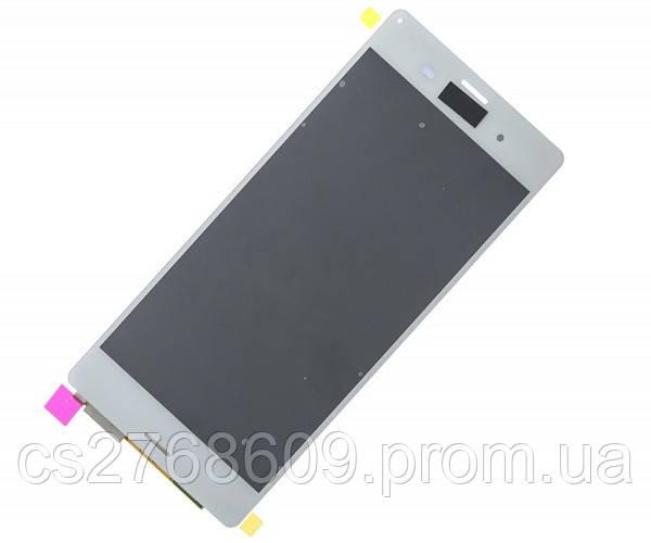 "Touchscreen Sony D6603/Xperia Z3 (white) ""High Cop"