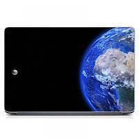 Виниловая наклейка на ноутбук Asus, Acer, Lenovo, Hp, MSI, Macbook Red Earth 2 Матовый