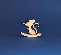ПОЛОЗЬЯ  для Мышки (Мышь)  заготовка для декупажа и декора
