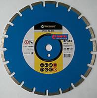 Круг алмазный отрезной BAUMESSER Beton Pro 1A1RSS/C3 350 x 25.4 Сегментный (94120008024)