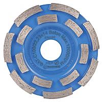 Фреза алмазная BAUMESSER Beton ФАТ-С100/22.23 x 14 (97015007005)