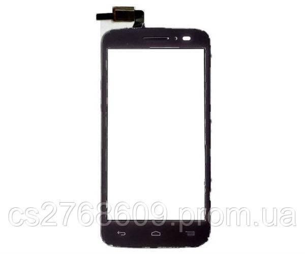 "Touchscreen Alcatel OT5042 (black) ""High Copy"""