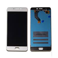 Дисплей Meizu M6 Note (M721H) + сенсор Белый original