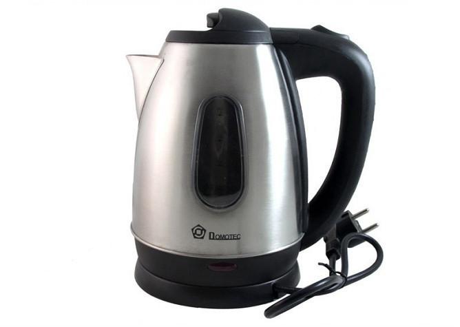 Чайник электрический DOMOTEC DT817 для дома качественный