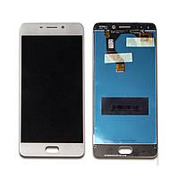 Дисплей Meizu M6 Note (M721H) + сенсор Белый high copy
