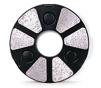 Алмазная сегментная торцевая фреза BAUMESSER Beton Pro ФАТ-С95/МШМ 5x6 №0 (97023007004)