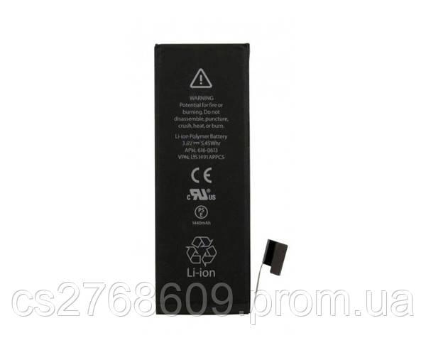 Батарея / Акумулятор 100% Original IPhone 5 (1560mAh) кульок