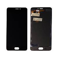 Дисплей Meizu M6 (M711H/M711M/M711Q) + сенсор Черный high copy