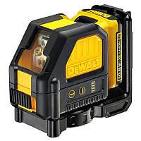 Лазер самовыравнивающийся 2-х плоскостной DeWALT DCE088D1R