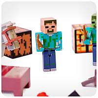 Набор фигурок «Minecraft» (Майнкрафт, 12 предметов), фото 6