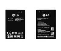 Батарея / Акумулятор 100% Original LG L5, L7, P700, P705 (BL-44JH)