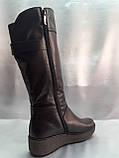 Зимние комфортные сапоги больших и средних размеров Romax, фото 5