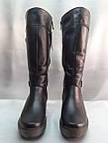Зимние комфортные сапоги больших и средних размеров Romax, фото 6
