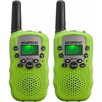 Комплект раций BAOFENG MiNi BF-T2 PMR446 Green (Гр7888)