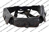 Патронташ кожаный 36 патрон 16 калибр (закрытый)