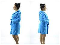 Махровые женские халаты ( Размер S 42-44)